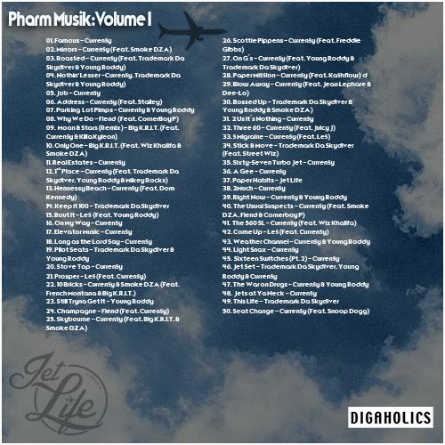 Pharm Musik - Vol. I (Track List)